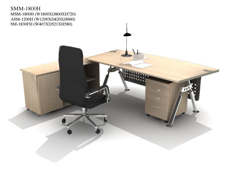 bàn giám đốc Fami SMM1800PO